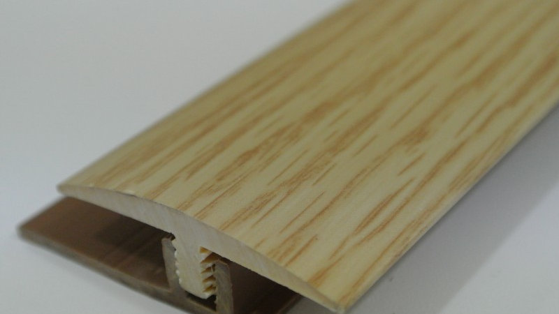 Transition (For 8mm panel) Almond