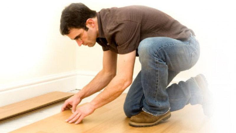 Laminate Flooring Installation Service