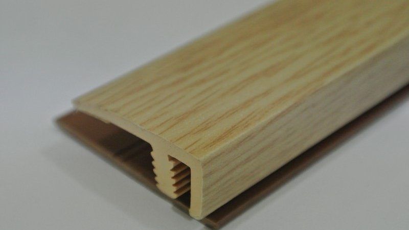 End (For 8mm panel) Almond