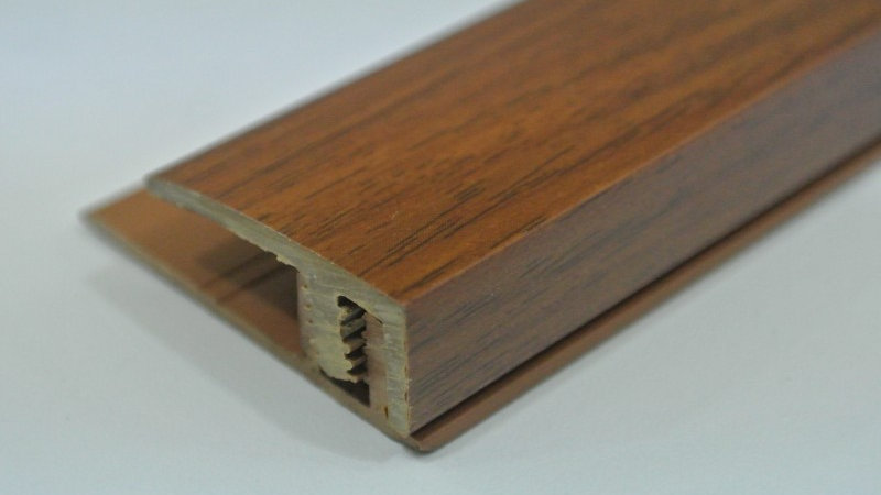 End (For 8mm panel) Walnut