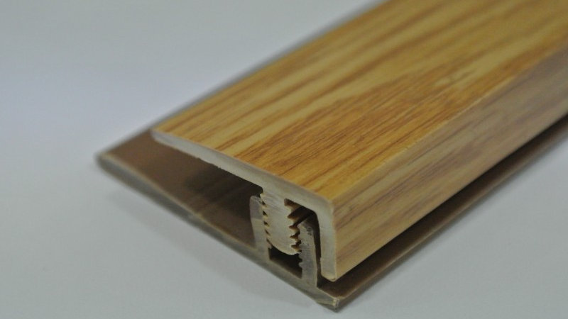 End (For 8mm panel) Oak