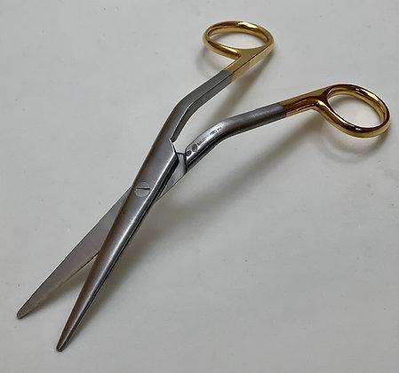 Tesoura Cotlle Fomon Angulada Duracorte 16,5cm