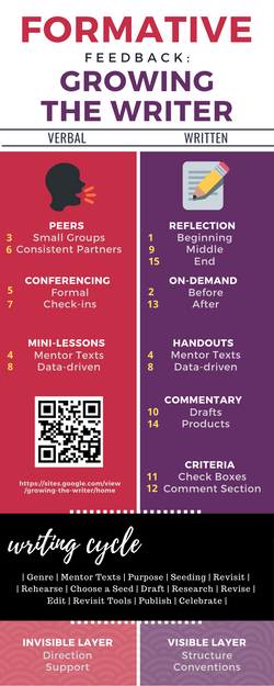 Formative Feedback Infographic