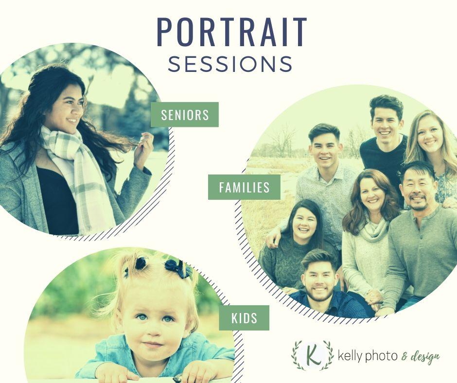 Portrait Sessions FB