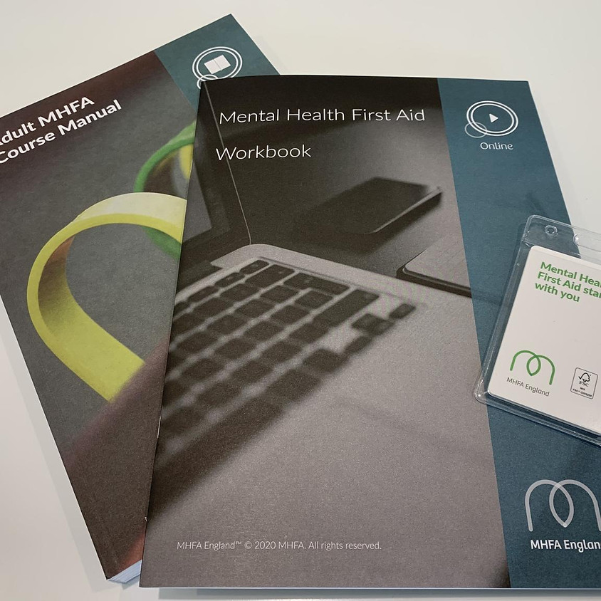 Online Adult Mental Health First Aid
