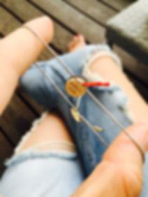 TRIPLEAND Color Bracelets