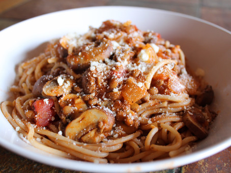 Vegan and Gluten-Free Lentil Spaghetti
