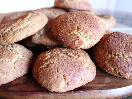 Gluten-Free Coconut Sugar Snickerdoodles