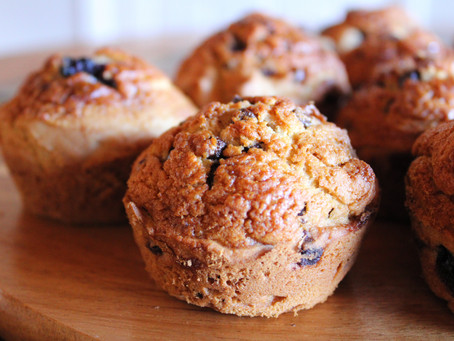 Healthier Basic Gluten-Free Muffin Recipe
