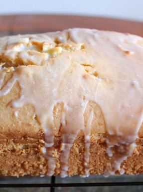 Gluten-Free Lemon Loaf Cake