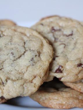 Gluten-Free Mini Chocolate Chip Cookies