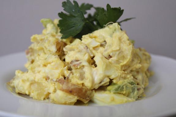 Five Ingredient Potato Salad