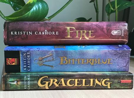 Graceling Book Series Review