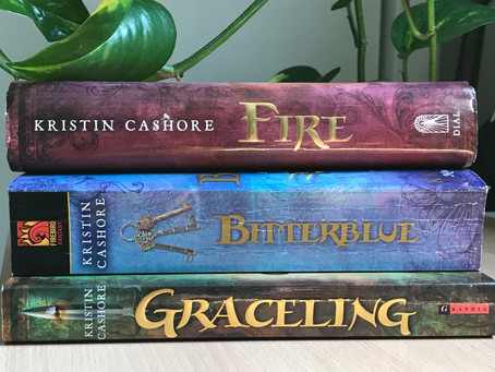 Graceling Book Series Review