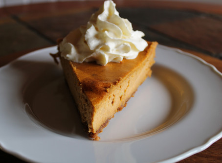 The Best Gluten-Free Pumpkin Cheesecake
