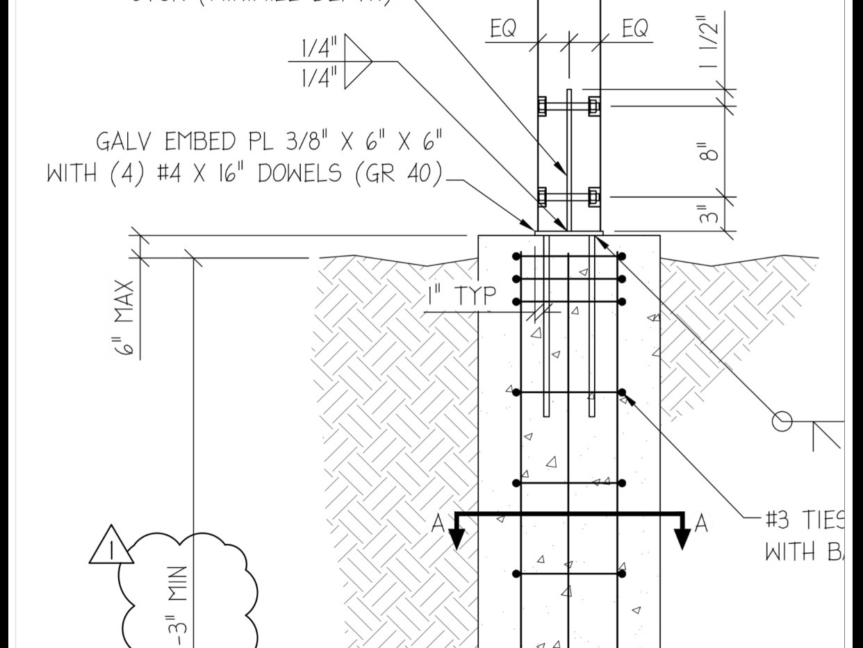 Plan Sections