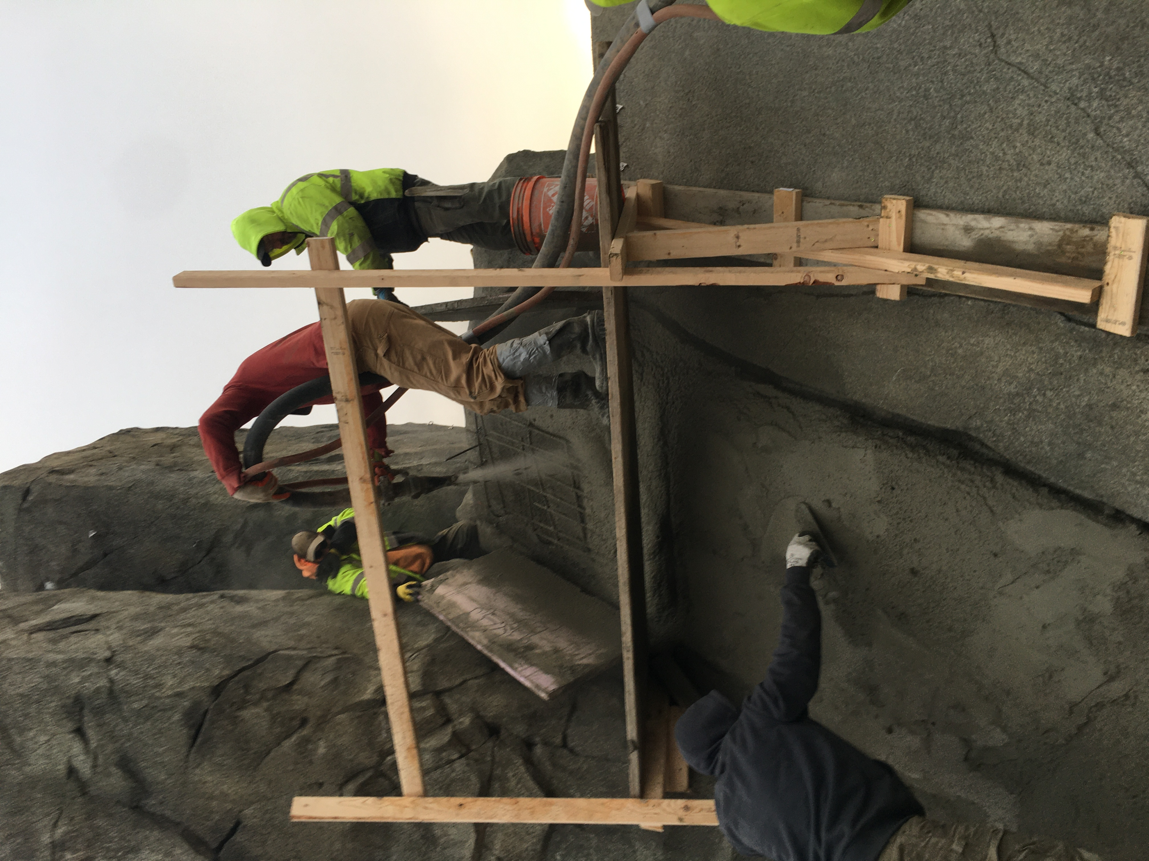 Mountaineers Climbing Structure