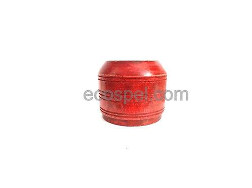 Wooden Nazhi | Smooth Finished Kerala Traditional Wood Bowl |
