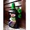Thumbnail: Ecospel Kadhakali Bottle Art   Kerala Traditional  Painting On Glass Bottle  