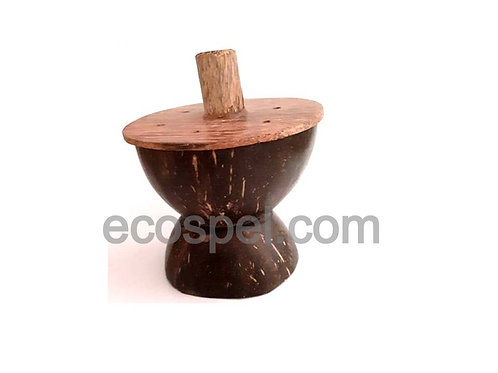 Kerala Traditional Coconut Shell Puttu Maker | Handcraft Chiratta Puttu Maker |