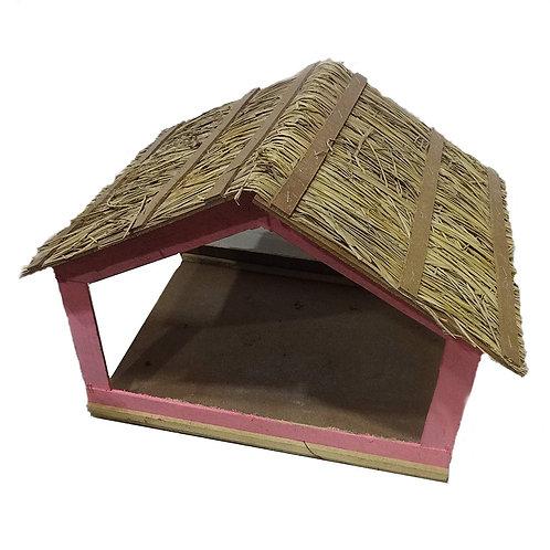 Elegance Central Beautifully Handmade Wood Ecospel Wooden Christmas Crib