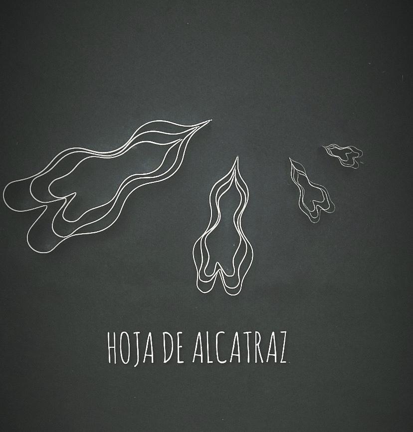 HOJA DE ALCATRAZ
