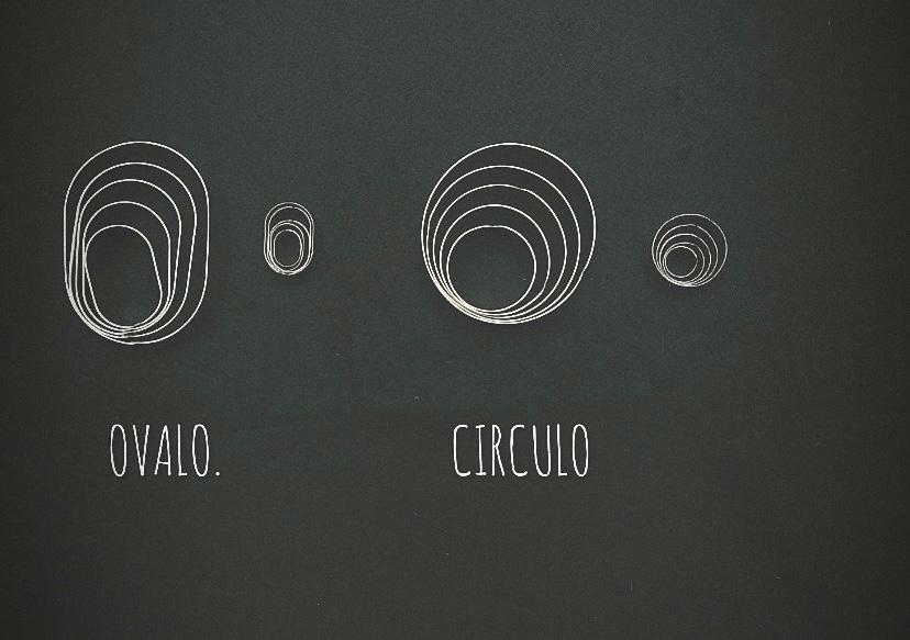 OVALO- CIRCULO