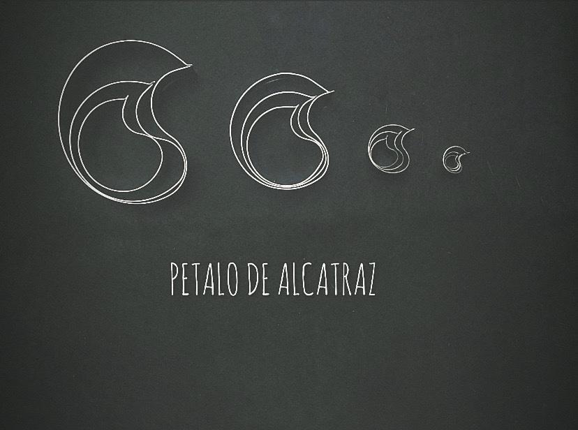 PETALO DE ALCATRAZ