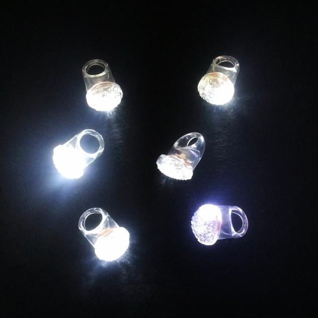 Anillos Luz Blanca