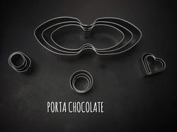 PORTA CHOCOLATE
