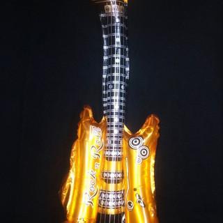 Globo Guitarra Metalico
