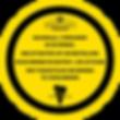 Vloersticker geel corona.png