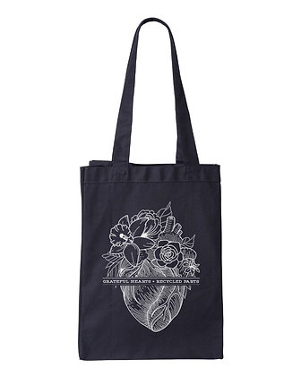 Grateful Hearts Donated Parts Tote