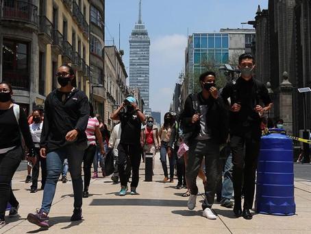 Hay probabilidades de una tercera ola por covid-19 en México: Ssa