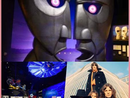 Se presenta por primera vez en América Pink Floyd: Sus restos mortales