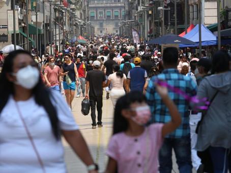 CDMX pasa a semáforo epidemiológico verde