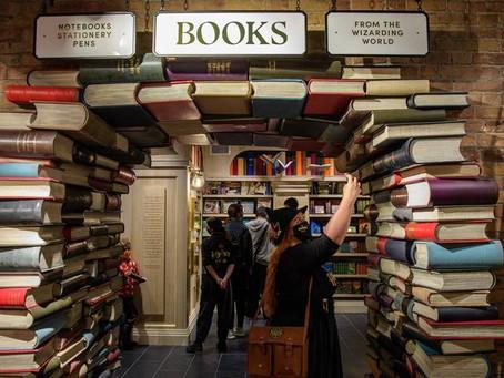 ¡Alohomora! Abren megatienda de Harry Potter en Nueva York