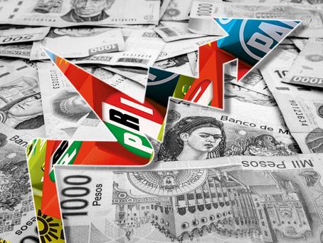 Presupuesto y financiamiento de partidos políticos