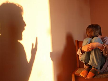 La pandemia agudiza el maltrato infantil