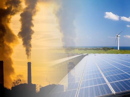 La Política Energética frena metas ambientales