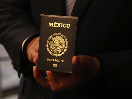 Presentan nuevo pasaporte electrónico: ve cómo es y beneficios