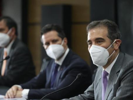Sofisticado sistema electoral impide el fraude: Córdova