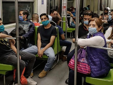 ¡Cuidado! Respirar en el metro podría ser peligroso para la salud debido a los altos niveles de CO2