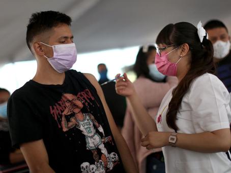 ¡Van los más chavos!: anuncian fechas de vacunación para los de 18 a 29 años en alcaldías faltantes