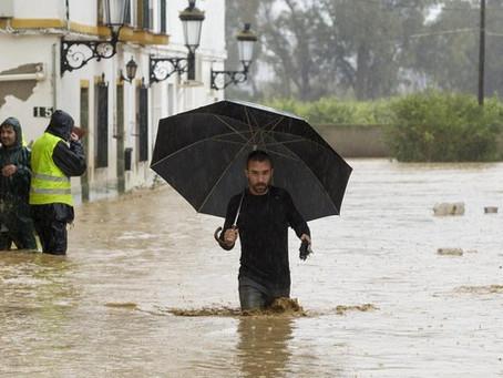 Las fuertes lluvias y la vulnerabilidad climática   (parte 1)