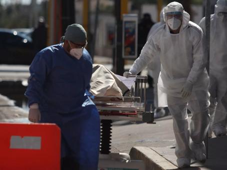 México reporta más de 17 mil nuevos casos de COVID-19