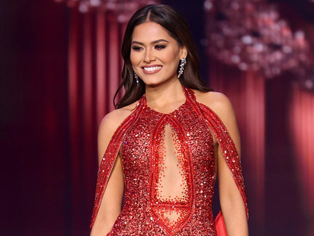 Andrea Meza le da a México su tercera corona como Miss Universo