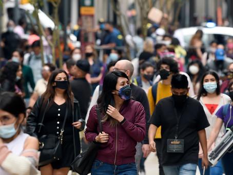El ulular de la tercera ola de covid comienza a hacerse presente en México