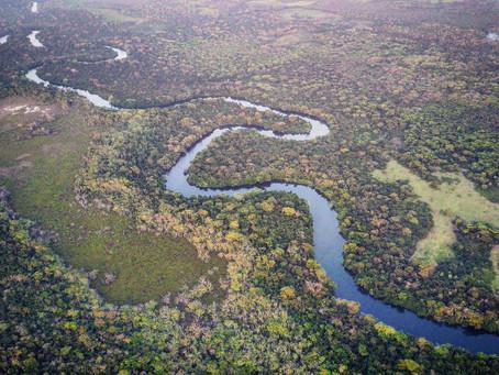 Río Hondo, vigilante de la selva tropical maya