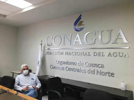 Nuevo titular en la Conagua